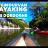 Kayaking the Dordogne